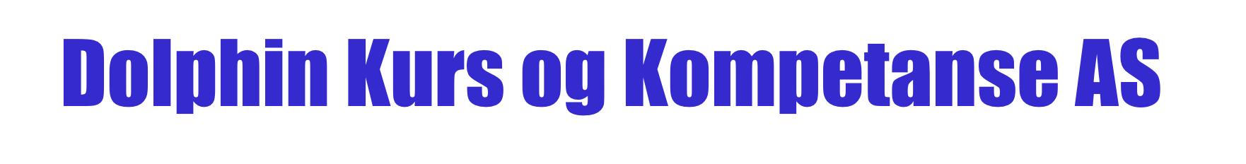 Dolphin Kurs og Kompetanse AS logo