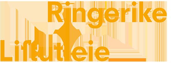 Ringerike Liftutleie AS logo