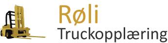 Røli Truckopplæring logo